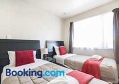 Halswell Lodge - Wellington - Phòng ngủ