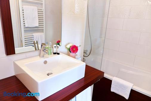 奧爾良大酒店 - 阿爾比 - 阿爾比 - 浴室