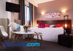 奧爾良大酒店 - 阿爾比 - 阿爾比 - 臥室