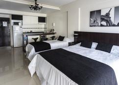 Hotel Master Suite Devoto - Buenos Aires - Bedroom