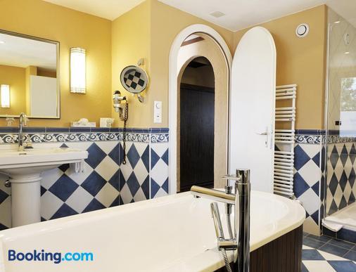 Hotel Spinne - Grindelwald - Bathroom