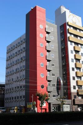 ホテルサンプラザ2アネックス - 大阪市 - 建物