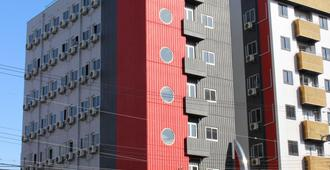 Hotel Sun Plaza 2 Annex - אוסקה - בניין