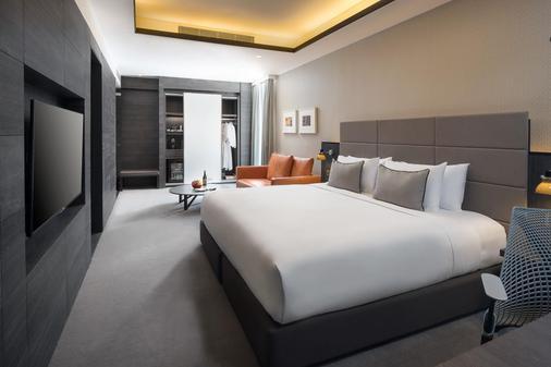 加拉歪路 G 酒店 - 檳城 - 檳城喬治市 - 臥室
