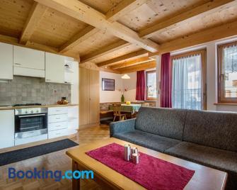 Apartments Tino - Wengen - Wohnzimmer