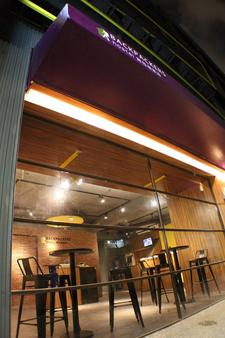 Backpackers Hostel - Ximen - Taipei - Baari