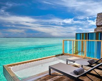 Hard Rock Hotel Maldives - Мале - Пляж