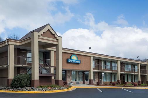 Days Inn by Wyndham Charlotte Airport North - Charlotte - Rakennus