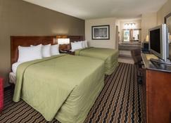 Days Inn by Wyndham Charlotte Airport North - Charlotte - Bedroom
