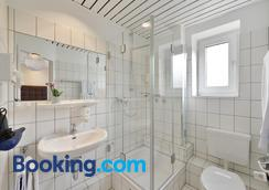 Hotel Haus Kronenthal - Ratingen - Bathroom