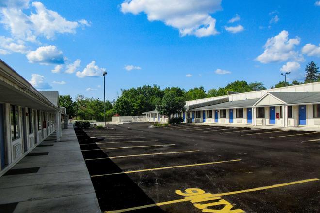 Rodeway Inn Altoona - Altoona - Κτίριο