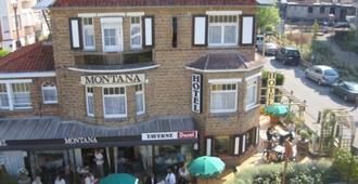 Hotel Montana - De Panne - Building