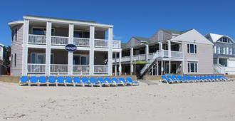 海邊漫步酒店 - 舊奥查德海灘 - 老果園海灘 - 建築
