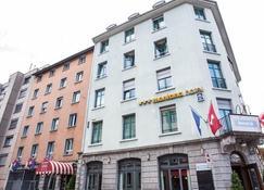 Hotel Montana Zürich - Zurich - Building