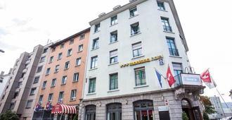 Hotel Montana Zürich - Zúrich - Edificio