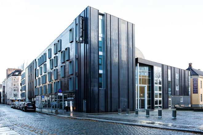 Comfort Hotel Trondheim - Τρόντχαιμ - Κτίριο