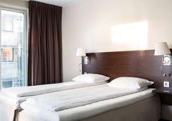 康福特茵酒店 (特隆赫姆) - 特隆赫姆 - 特隆赫姆 - 臥室