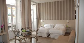 Hotel San Lorenzo Boutique - ולנסיה - חדר שינה