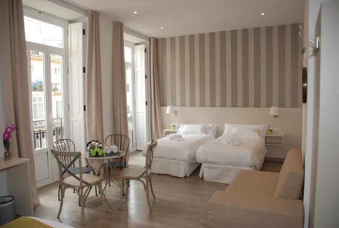Hotel San Lorenzo Boutique - Valencia - Makuuhuone