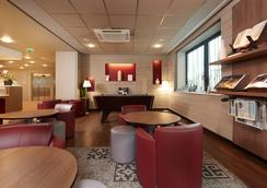 鐘樓南特中央聖雅克酒店 - 南特 - 南特 - 休閒室
