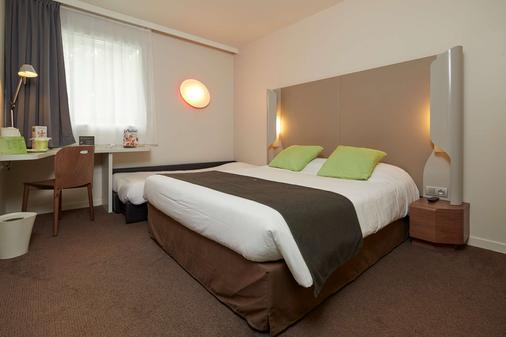 Hotel Campanile Nantes Centre - Saint Jacques - Nantes - Bedroom