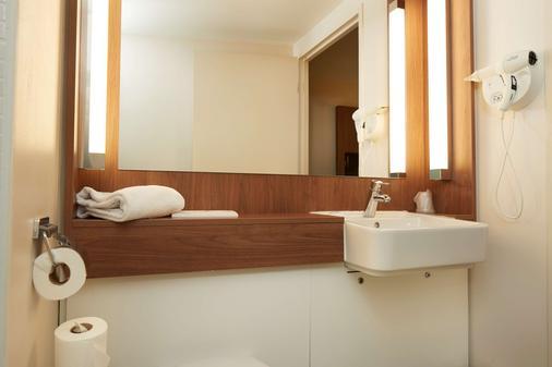 鐘樓南特中央聖雅克酒店 - 南特 - 南特 - 浴室