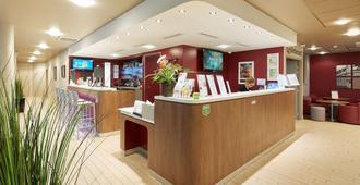 Hotel Campanile Nantes Centre - Saint Jacques - Nantes - Recepción
