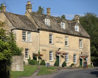 Horse and Groom - Moreton-in-Marsh - Gebouw