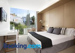 Alenti Sitges Hotel & Restaurant - Sitges - Phòng ngủ
