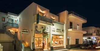 Hotel Dionysis Studios - Adamantas - Edificio