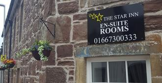 The Star Inn Rooms - Inverness - Building