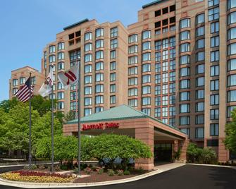 Chicago Marriott Suites O'Hare - Rosemont - Building