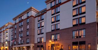 DoubleTree by Hilton Hotel Savannah Historic District - Savannah - Rakennus