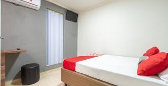Hotel Zafira - סאו פאולו - חדר שינה