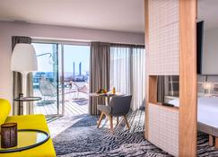 Radisson Blu Hotel Bordeaux - Bordeaux - Kamar Tidur