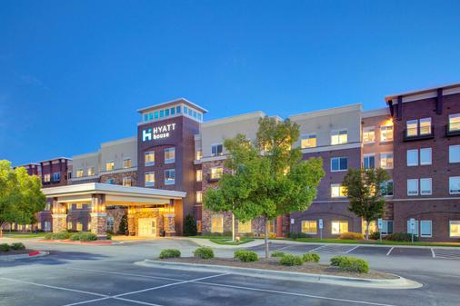 Hyatt House Raleigh Durham Airport - Morrisville - Building