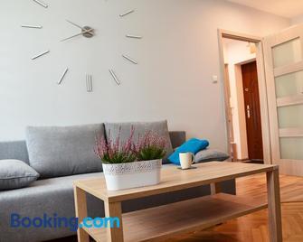 Apartament Leliwa - Centrum - Tarnów - Wohnzimmer
