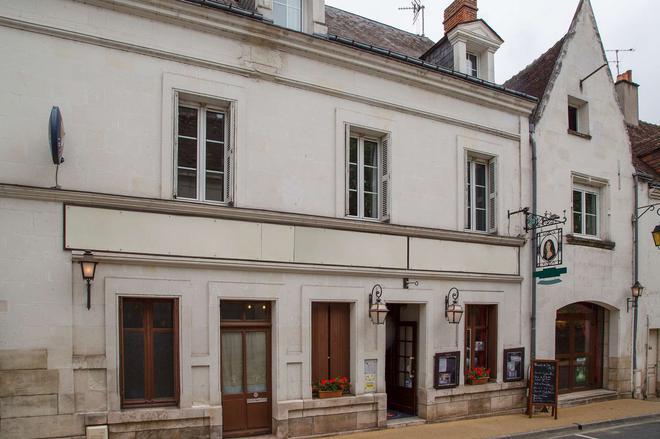 The Originals Boutique, Hôtel George Sand, Loches (Inter-Hotel) - Schloss Loches - Gebäude
