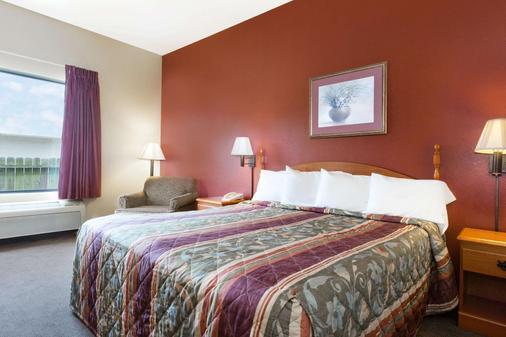 塔斯卡羅薩阿拉巴馬大學豪生酒店 - 土斯卡路沙 - 塔斯卡盧薩 - 臥室