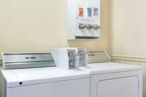 塔斯卡羅薩阿拉巴馬大學豪生酒店 - 土斯卡路沙 - 塔斯卡盧薩 - 洗衣設備