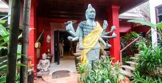 Travellerhome Angkor - Ciudad de Siem Riep - Vista del exterior