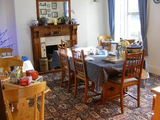 Brooklands - Torquay - Dining room