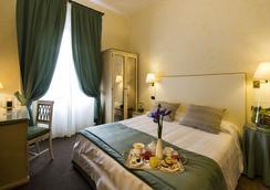 Hotel Gattapone - Gubbio - Habitación