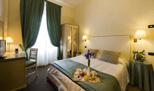 加特鵬酒店 - 古比歐 - 古比奧 - 臥室