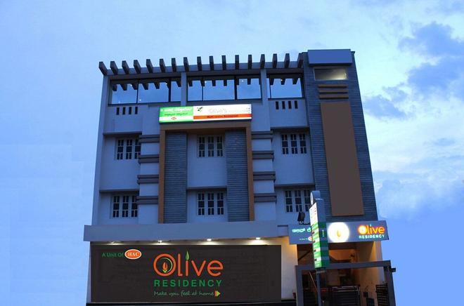 Olive Residency - Mysore - Building