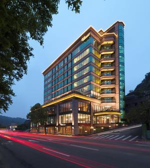 Yusense Hotel - Тайбэй - Здание