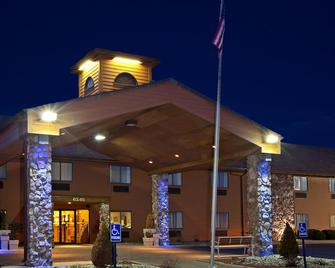Holiday Inn Express Fremont (Angola Area) - Fremont - Building