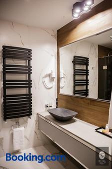 維斯帕斯酒店 - 奇希納烏 - 基希訥烏 - 浴室