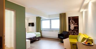 Hotelsportforum - Rostock - Bedroom