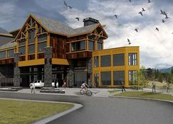 The Malcolm Hotel By Clique - Canmore - Building